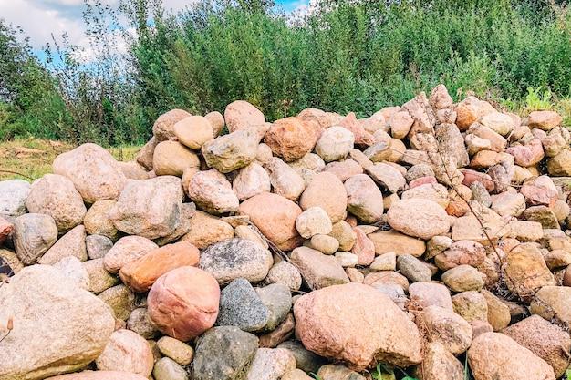 Kupie kamieni