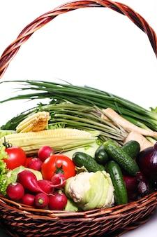 Kupie świeże warzywa