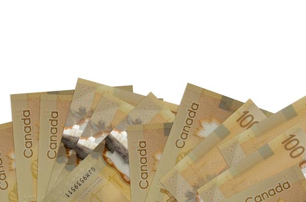 Kupie Weksli W Dolarach Kanadyjskich Premium Zdjęcia