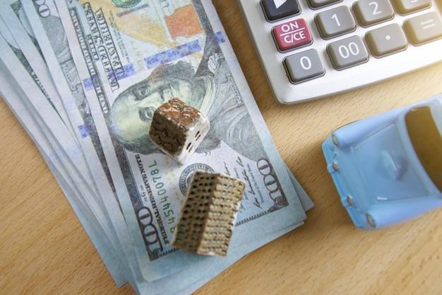 Kupno i sprzedaż domów i cen nieruchomości. kalkulator do liczenia czynszu.