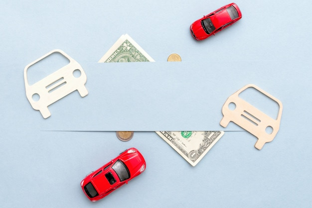 Kupno samochodu na kredyt i za gotówkę