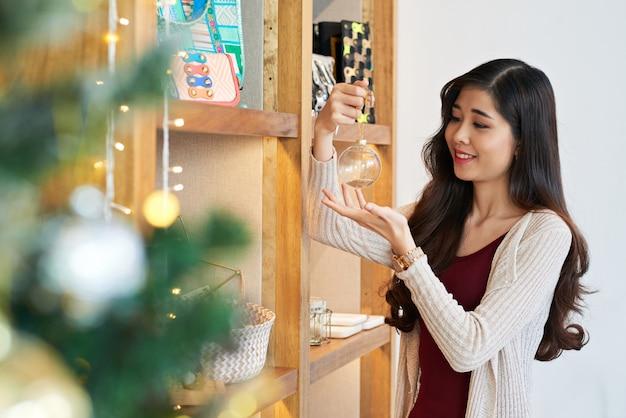 Kupowanie dekoracji
