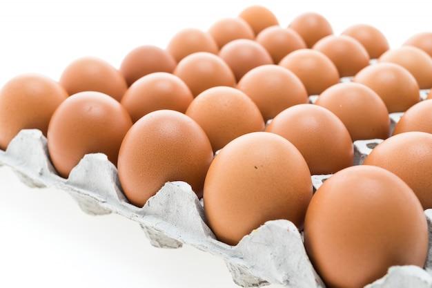 Kurczak otwarty pojemnik żywności uroczystości