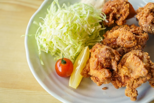 Kurczak smażony
