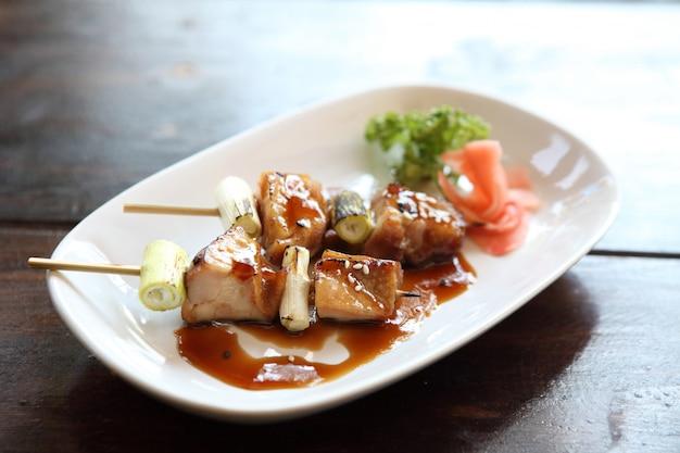 Kurczak teriyaki