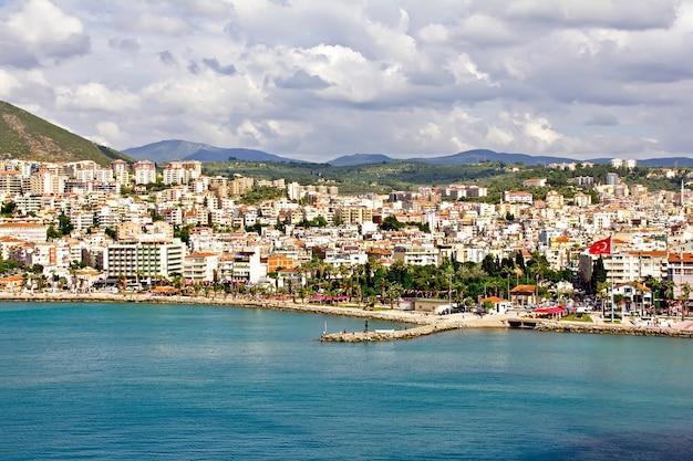 Kusadasi - kurort na tureckim wybrzeżu morza egejskiego