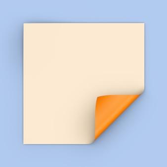 Kwadratowy arkusz papieru