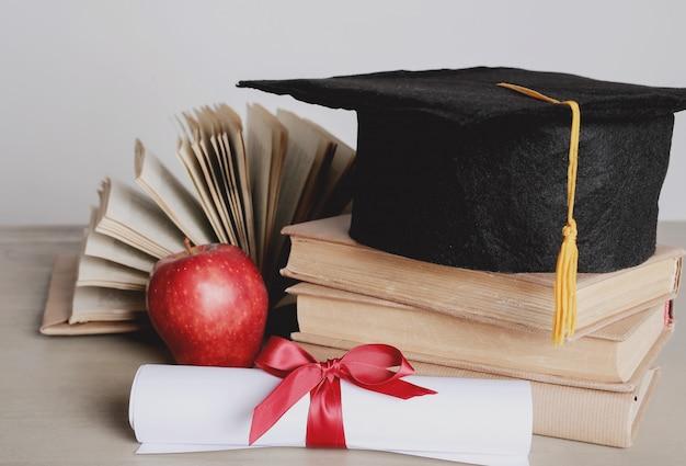 Kwadratowy kapelusz akademicki