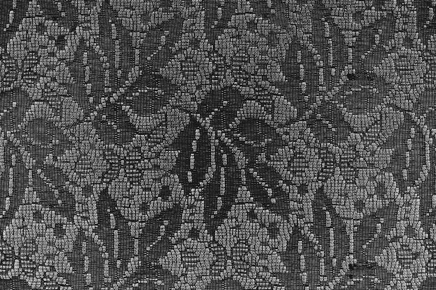 Kwiatowa tapicerka w kolorze różowego materiału