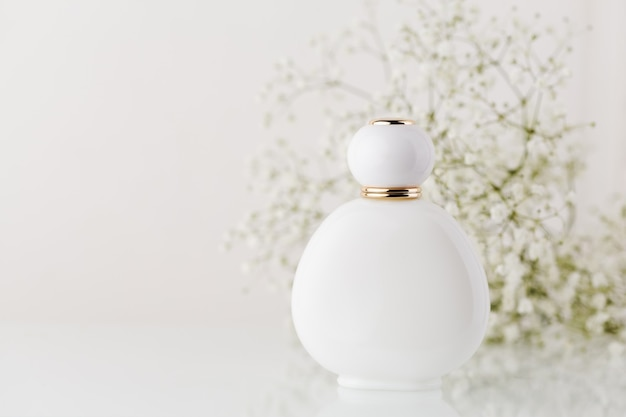 Kwiaty łyszczec z perfumami