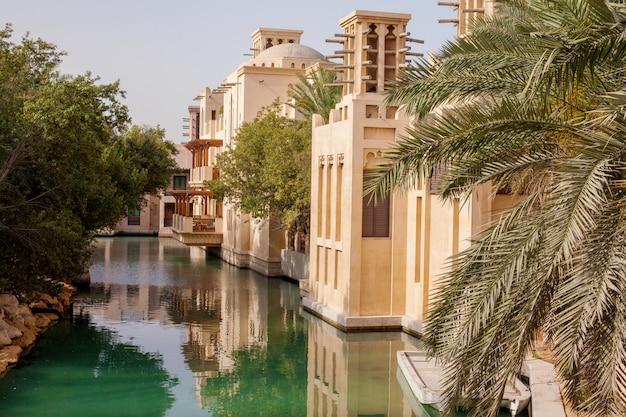 Ładne miejsce souk madinat jumeirah