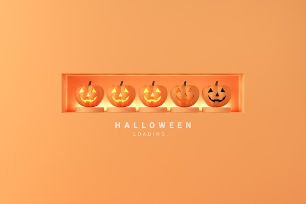 Ładowanie halloween