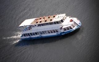 Ładunek statku wycieczkowego