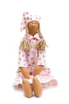 Lalka slumber party w piżamie