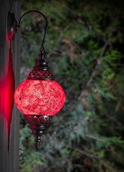 Lampa ramadan arabska latarnia