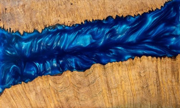 Lana żywica epoksydowa stabilizująca tekstura ścian z drewna klonowego