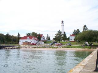 Latarnia morska jezioro