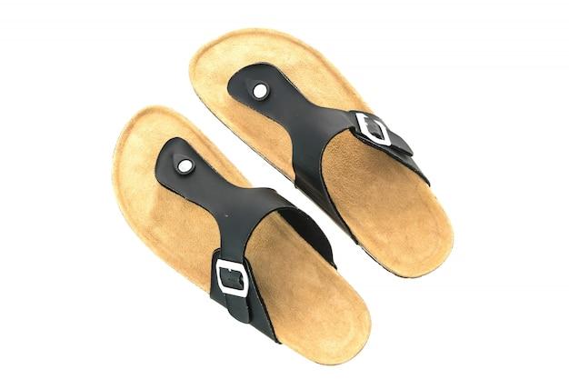 Lato pantofel białe buty sandały
