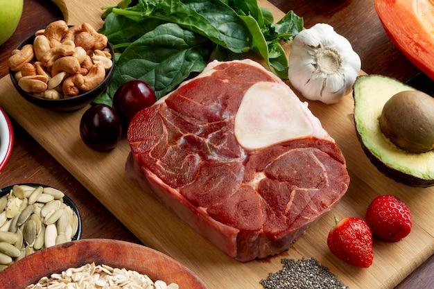 Łatwa w składzie dieta flexitarian