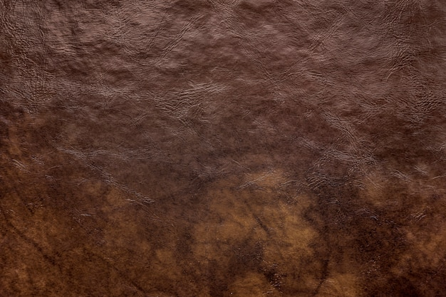 Leahter teksturowanej tło