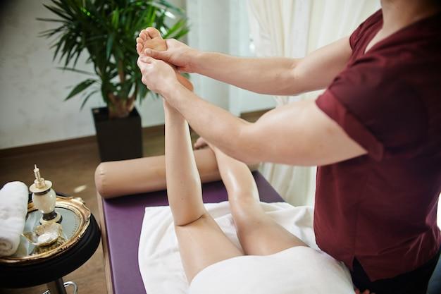 Leczenie cellulitu w spa