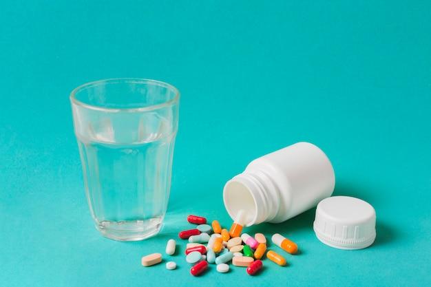 Leczenie lekami z pigułkami