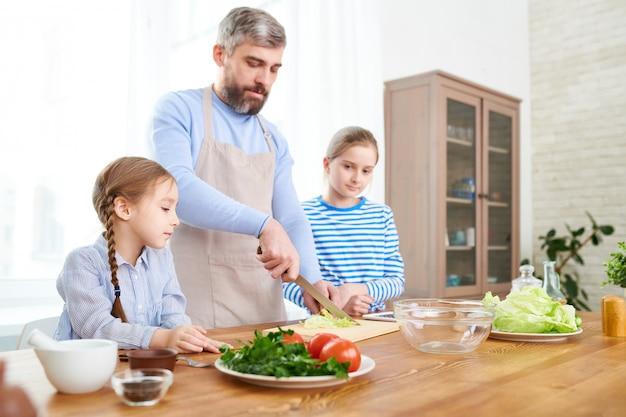 Lekcje gotowania dla dzieci