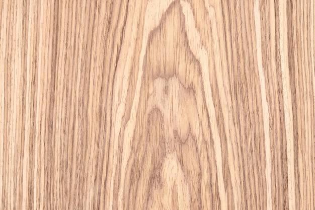 Lekka struktura drewna tekowego, naturalne deski tło.
