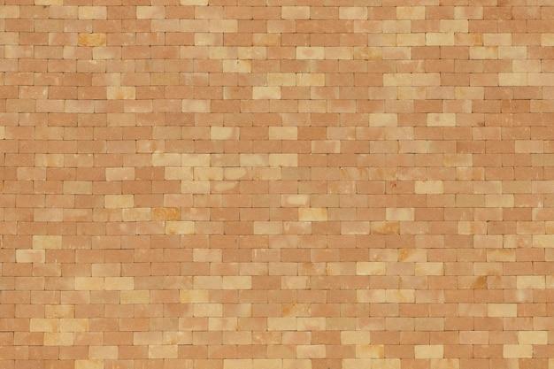 Lekka tekstura ściany z cegły glinianej