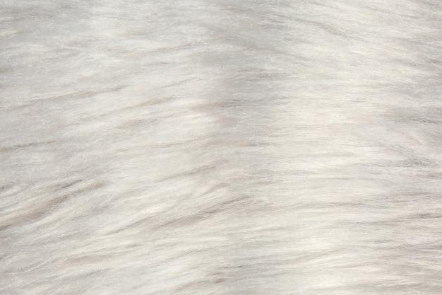 Lekki futrzany materiał jako tło