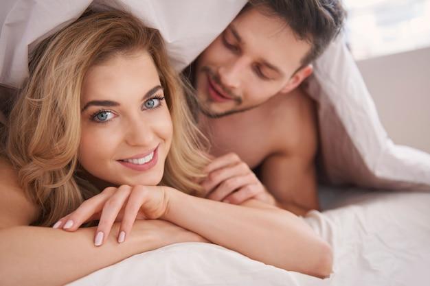 Lenistwo w sypialni może być naprawdę zabawne
