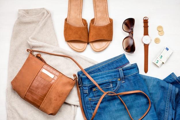 Letni styl uliczny