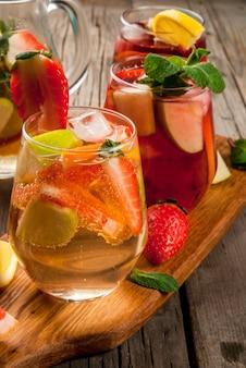Letnia pić sangria