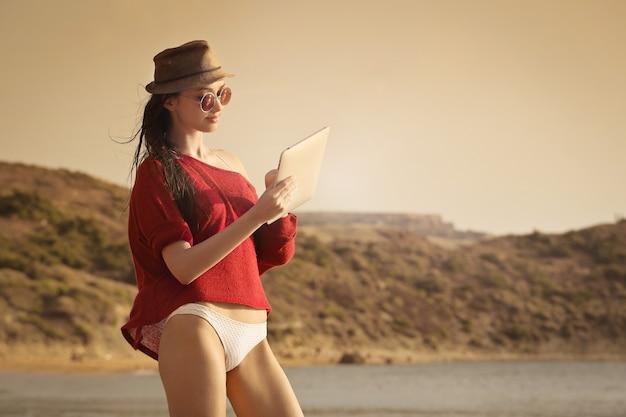 Letnie wakacje i komunikacja
