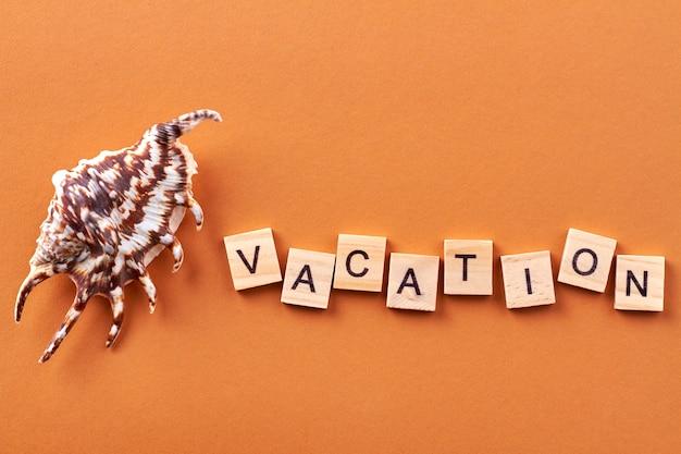 Letnie wakacje na morzu.