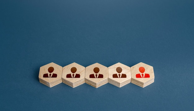 Lider na czele zespołu efektywne zarządzanie personelem biznesowym optymalna wielkość zespołów
