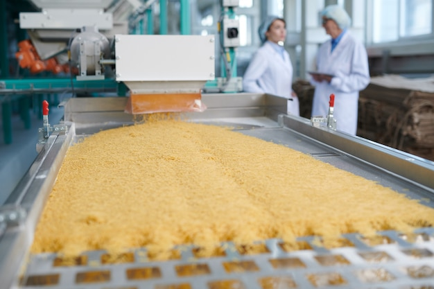 Linia do produkcji żywności