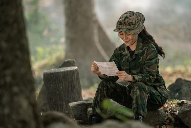 List do żołnierza