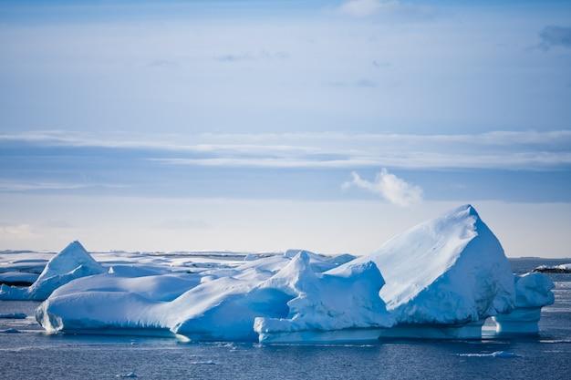 Lodowiec antarktyczny