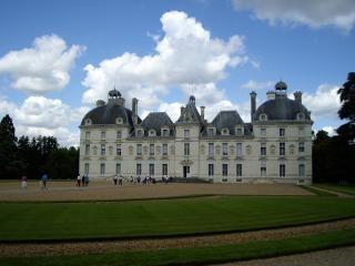Loire, chmury
