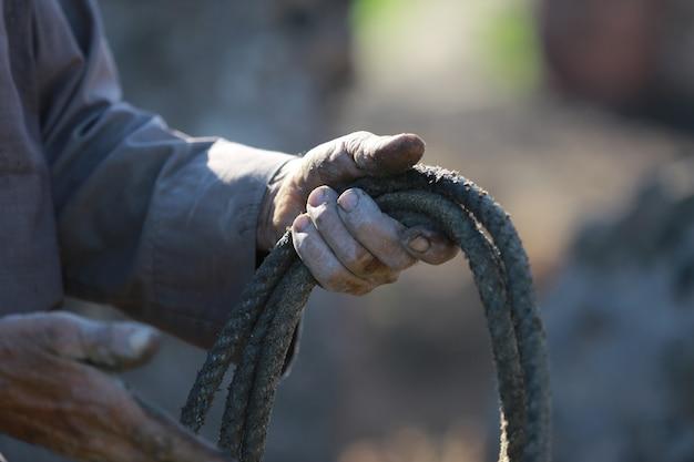 Lokalny rolnik rolnictwo ogrodnictwo lub koncepcja ekologii