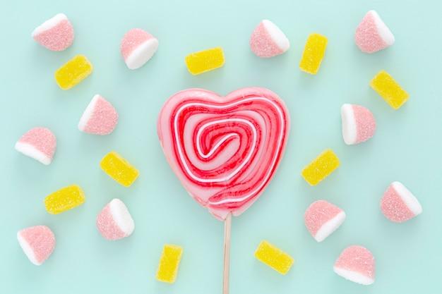 Lollipop i galaretki