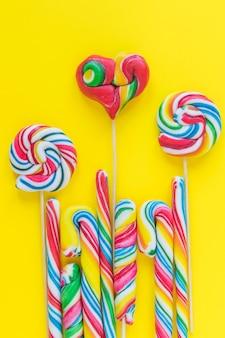 Lollipops i trzciny cukrowej