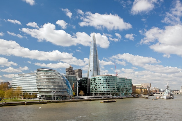 London city hall skylines
