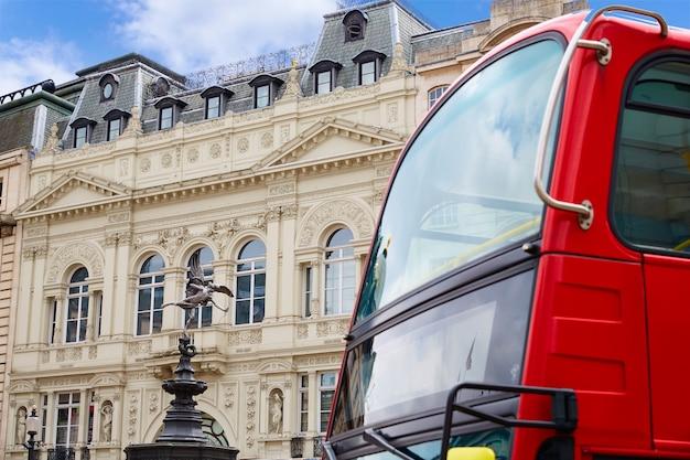 London piccadilly circus w wielkiej brytanii