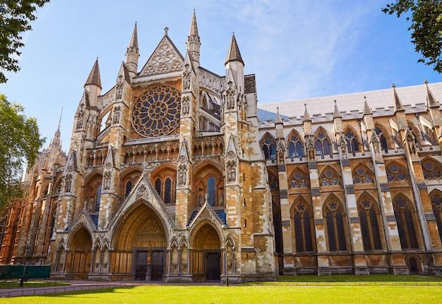 Londyn westminster abbey st margaret church