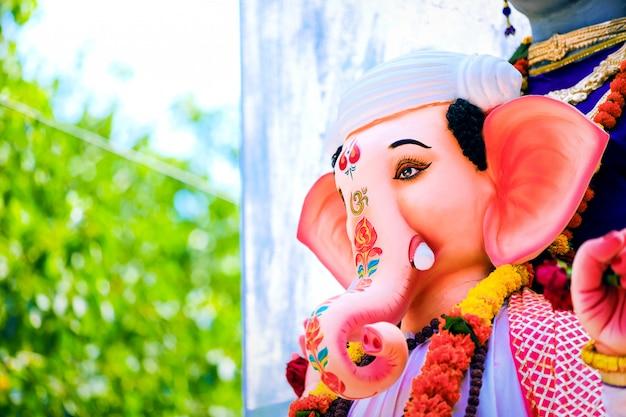 Lord ganesha, indyjski festiwal ganesh