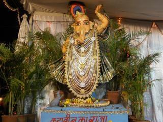 Lord Ganesha pan