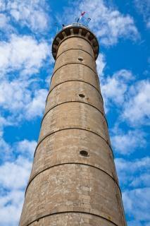 Lorient wieża cyan
