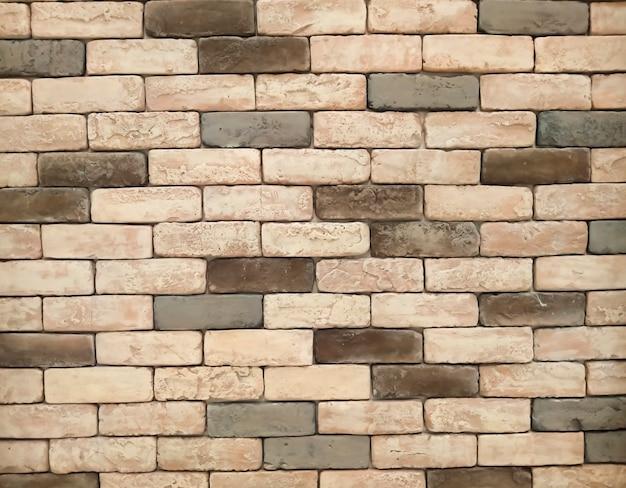 Losowe tło cegły